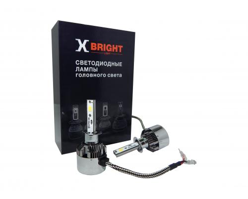 Светодиодные лампы X-BRIGHT С8 Seoul H1