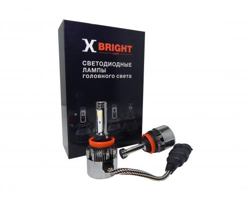 Светодиодные лампы X-BRIGHT С8 Seoul H11 (Н8)