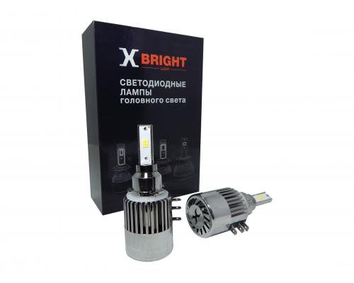 Светодиодные лампы X-BRIGHT С8 Seoul Can-bus H15
