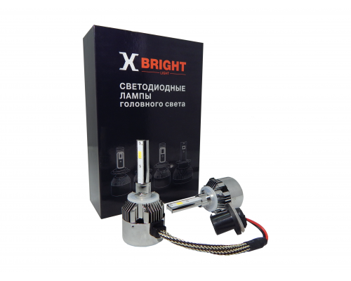 Светодиодные лампы X-BRIGHT С8 Seoul H27