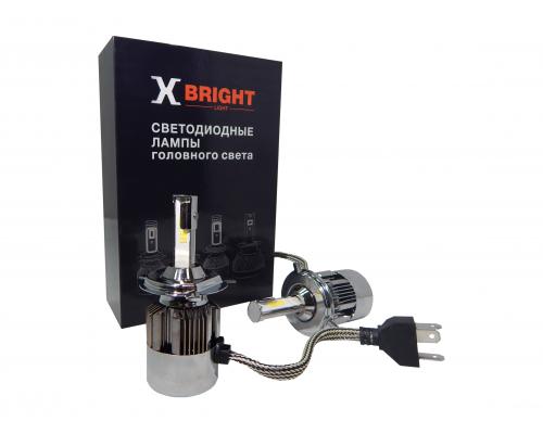 Светодиодные лампы X-BRIGHT С8 Seoul H4