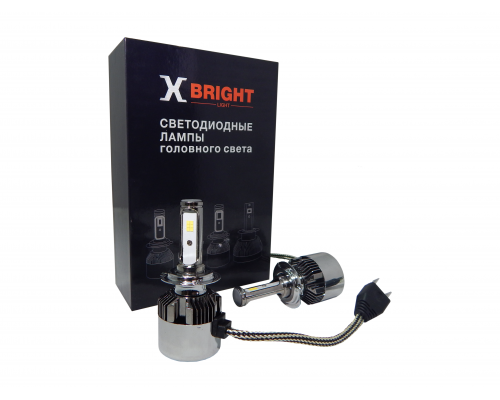 Светодиодные лампы X-BRIGHT С8 Seoul H7