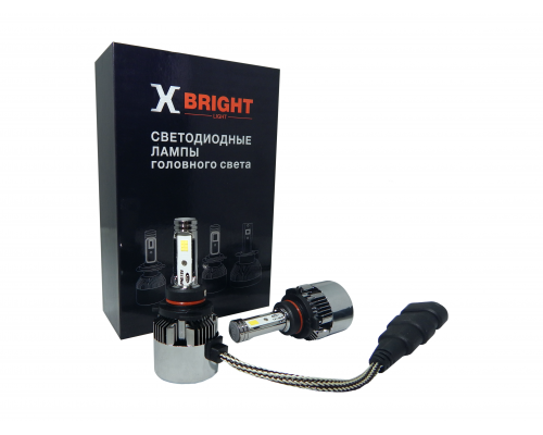 Светодиодные лампы X-BRIGHT С8 Seoul HB4