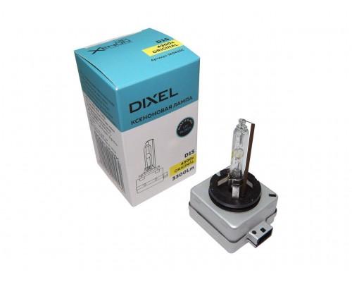 Ксеноновые лампы DIXEL OEM D1S (комплект 2 шт)