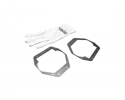 Переходные рамки KIA Sportage 4 2016- модуль Hella 3 / 3r