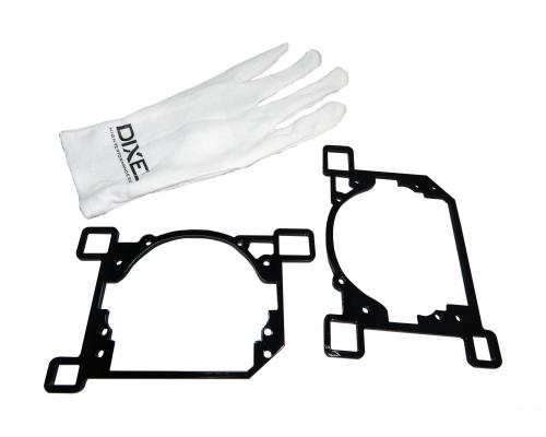 Переходные рамки Lexus RX 2003-2009 модуль Hella 3 / 3r
