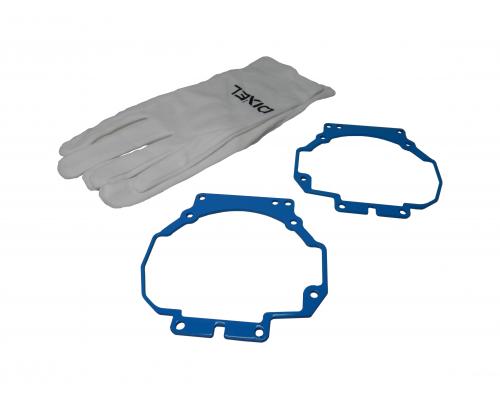 Переходные рамки Toyota Camry V40 2006-2009 модуль Hella 3 / 3r