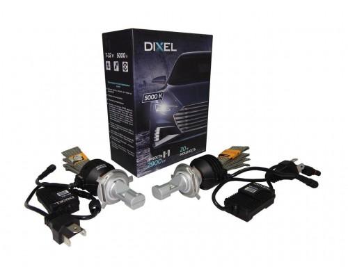Светодиодные лампы DIXEL G6 2900Lm H4 Hi/Lo