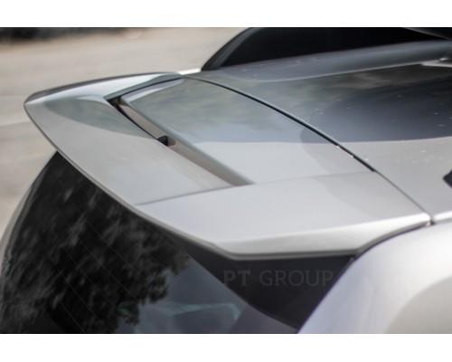 """Спойлер ПТ Групп """"Sport"""" крашеный для Renault Duster 2012- (в т.ч. рестайлинг)"""