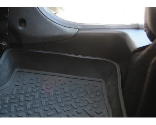 Накладки на ковролин задние Yuago АртФорм для Renault Duster 2012- (в т.ч. рестайлинг)