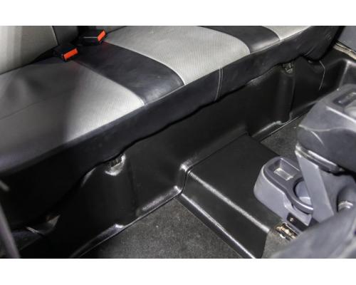 Накладки на ковролин под заднее сиденье Yuago АртФорм для Renault Duster 2012- (в т.ч. рестайлинг)