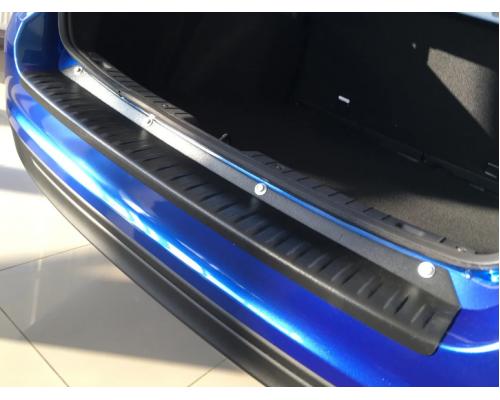 Накладка на задний бампер Yuago АртФорм для Lada Granta FL седан 2018-