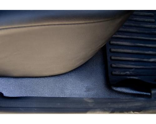 Накладки на ковролин задние Yuago АртФорм для Renault Kaptur