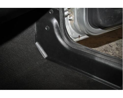 Накладки на ковролин передние Yuago АртФорм для Lada Largus