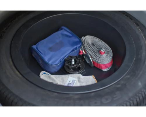 Органайзер в запасное колесо Yuago АртФорм для Renault Logan 2014-