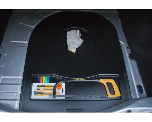 Органайзер верхний в нишу запасного колеса Yuago АртФорм для Renault Logan 2014-