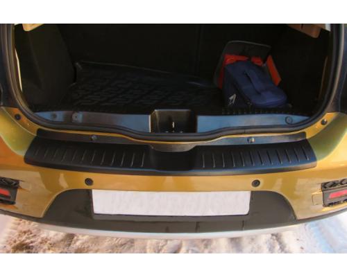 Накладка в проем багажника Yuago АртФорм для Renault Sandero Stepway 2014-