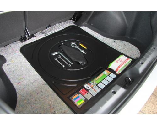 Органайзер верхний в нишу запасного колеса Yuago АртФорм для Lada Vesta седан/ Vesta Cross седан