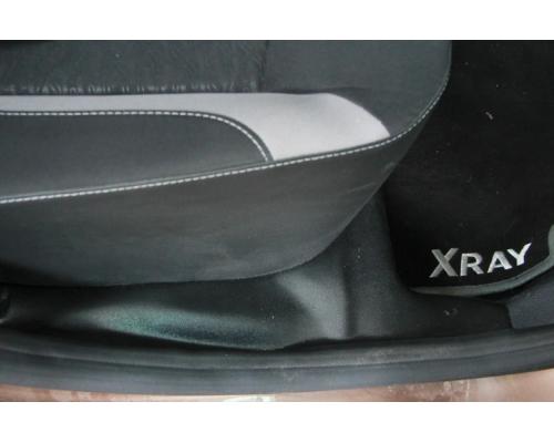 Накладки на ковролин задние Yuago АртФорм для Lada Xray