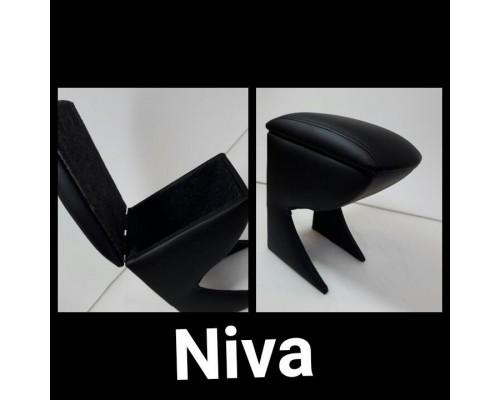 Подлокотник Alvi-style для LADA NIVA 2121 (на ножках)