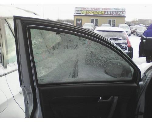 """Шторки каркасные """"Соbra-tuning"""" для Chevrolet Captiva (передние)"""