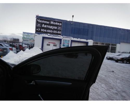 """Шторки каркасные """"Соbra-tuning"""" для Ford Mondeo IV 2007-2014 седан (передние)"""