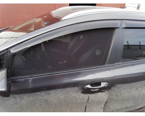 """Шторки каркасные """"Соbra-tuning"""" для Kia Ceed 2012-  универсал (передние)"""