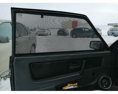 """Шторки каркасные """"Соbra-tuning"""" для Lada 2108/2113 (передние)"""