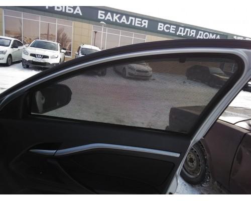 """Шторки каркасные """"Соbra-tuning"""" для Lada Vesta 2015- (передние)"""