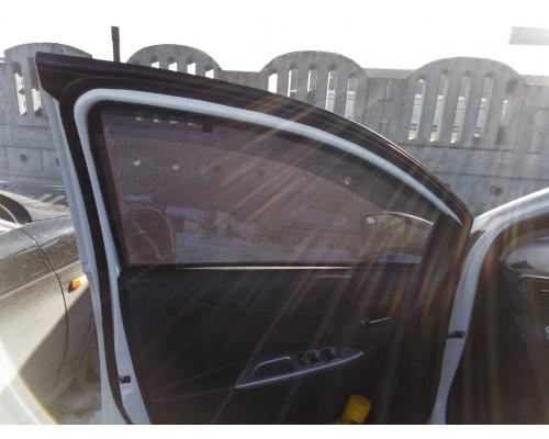 """Шторки каркасные """"Соbra-tuning"""" для Lifan X50 2015- (передние)"""
