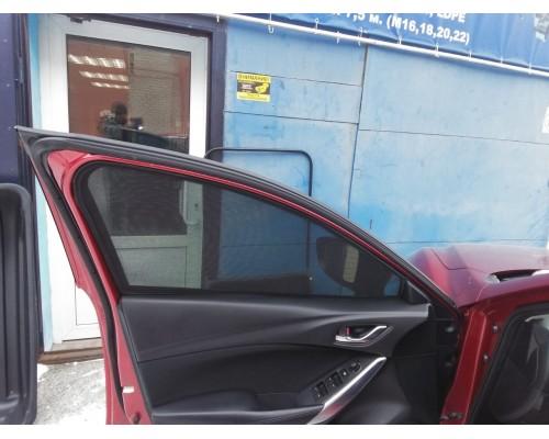 """Шторки каркасные """"Соbra-tuning"""" для Mazda 6 2012- (передние)"""