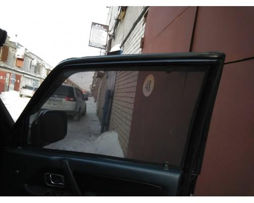 "Шторки каркасные ""Соbra-tuning"" для Mitsubishi Pajero 1999- \Pajero 2006- (передние)"