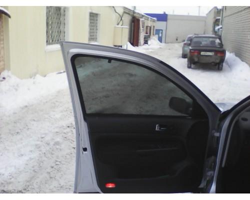"""Шторки каркасные """"Соbra-tuning"""" для Volkswagen Golf 1997-2005 хэтчбек (передние)"""