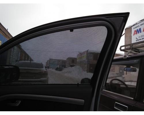 """Шторки каркасные """"Соbra-tuning"""" для Volvo XC70 \ V70 2007- (передние)"""