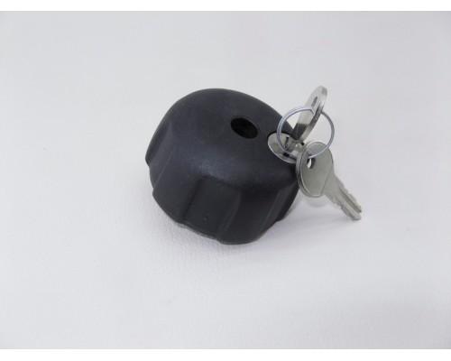 Ручка-барашек с замком для велокреплений Inter