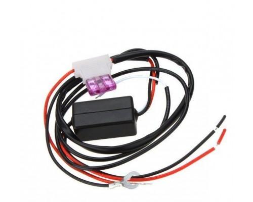 Блок управления ДХО (режим автоматического Вкл/Выкл+притухание)